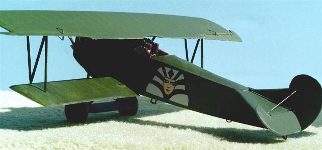 Fokker D.VII F (late)