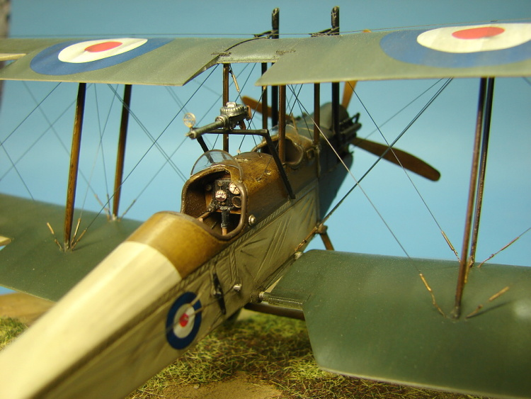 Sopwith 1½ Strutter two-seat fighter
